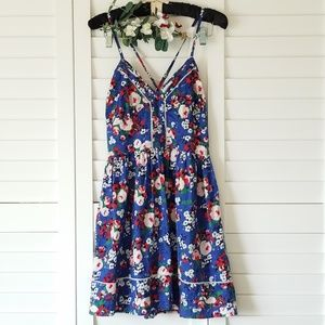 💚💙Tommy girl sun dress